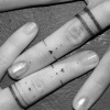 Thumbnail image for The Best Wedding Rings Tattoos for Couples
