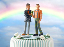 Thumbnail image for Wedding Cake Toppers for the Same-Sex Couple