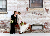 Thumbnail image for Black and White Wedding Fashion