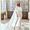 Bridal Pantsuits to Obsess Over