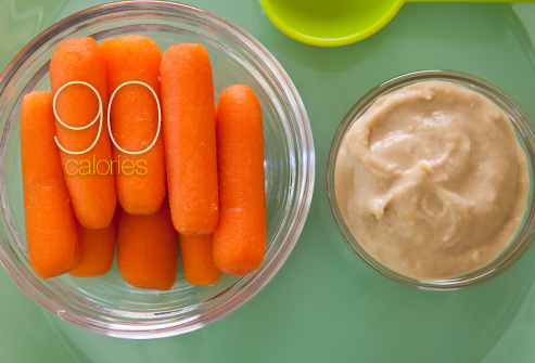 baby_carrots_and_hummus