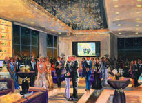 Thumbnail image for Consider hiring a Live Artist for your #Wedding Day