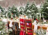 Thumbnail image for Christmas Wedding Inspiration Roundup