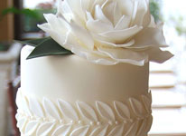 Thumbnail image for Simple Ingredients for a #DIY White #Wedding Cake
