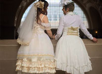 Thumbnail image for Swoon-worthy Lolita Bridal Fashion
