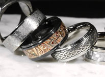 Thumbnail image for Choosing the right metal for your #Wedding Band