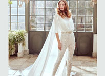 Thumbnail image for Bridal Pantsuits to Obsess Over
